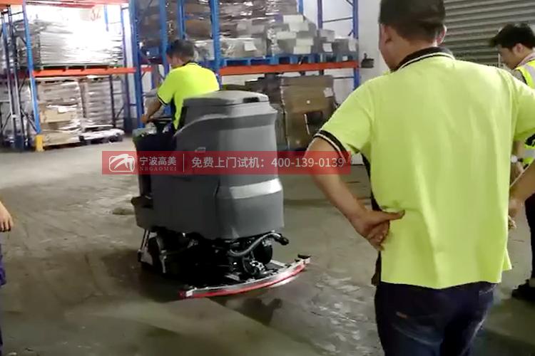 德国产的小型洗地机价位(锂电池工业洗地机经销商出售)