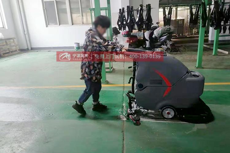 室内仓库用电动大型洗地机品牌哪个好 多少钱