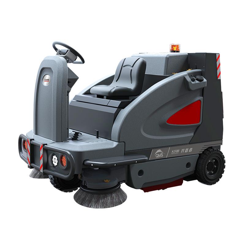 高美GAOMEI智慧型扫地机电动扫地车S1500