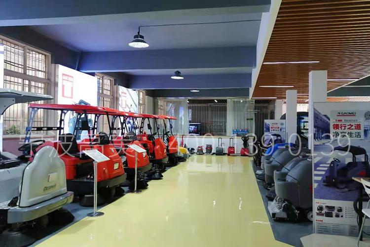 机场手推式洗地机价钱 全自动的多少钱一台