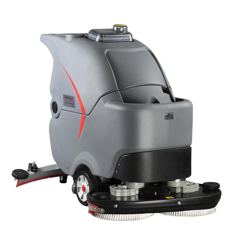 高美GAOMEI全自动手推式洗地机双刷GM70BT