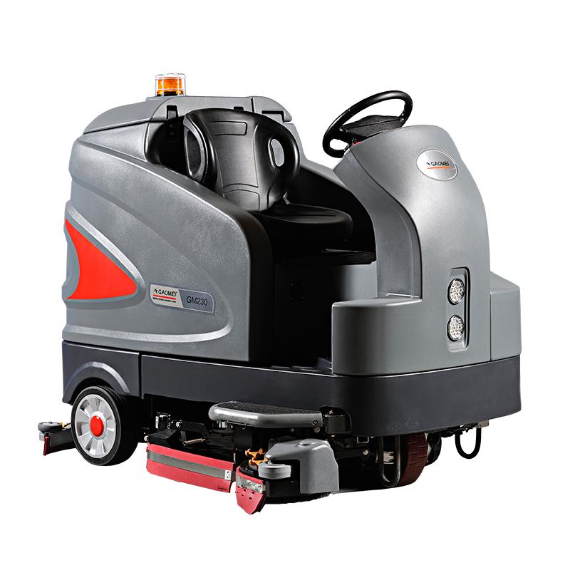 高美GAOMEI智慧型大型驾驶式洗地机S230